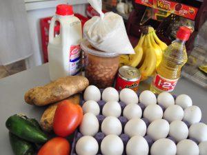 Que alimentos puedo comprar con la Tarjeta Plan mas vida