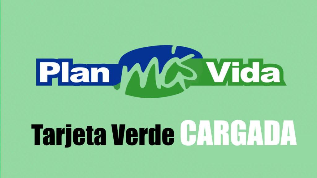Tarjeta Visa vale CARGADA OCTUBRE