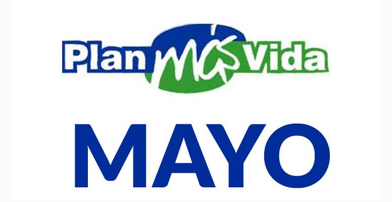 Cuando cobro Plan más vida Mayo