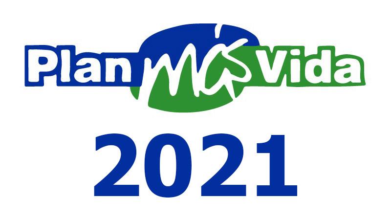 Plan mas vida 2021