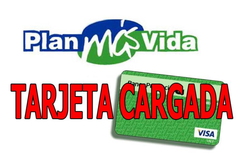 Tarjeta verde CARGADA Febrero 2021