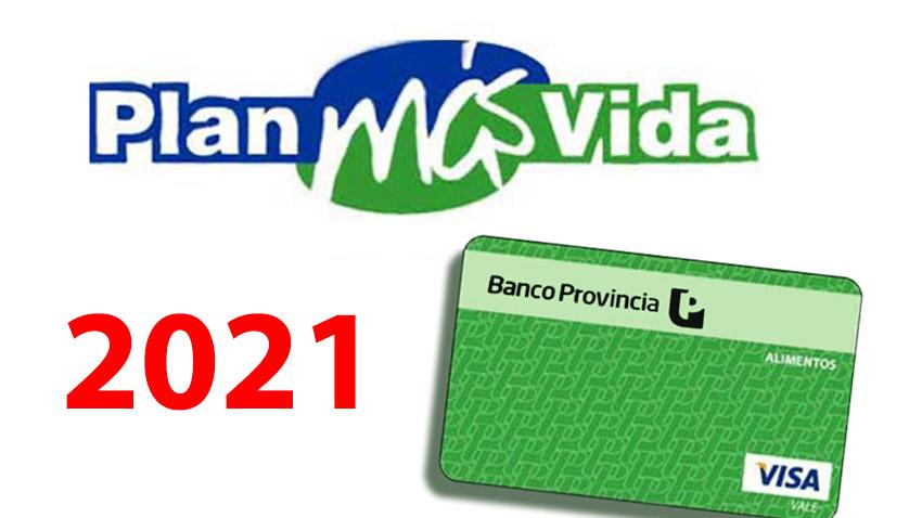 Tarjeta Verde 2021